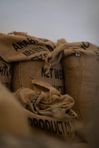 Káva pytle