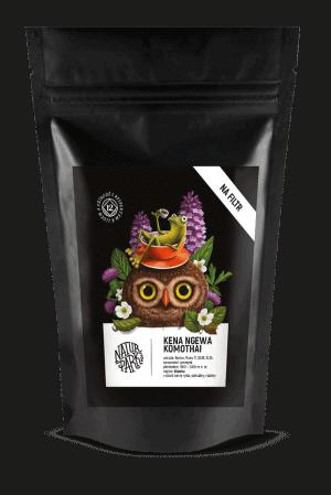 Káva na filtr Keňa